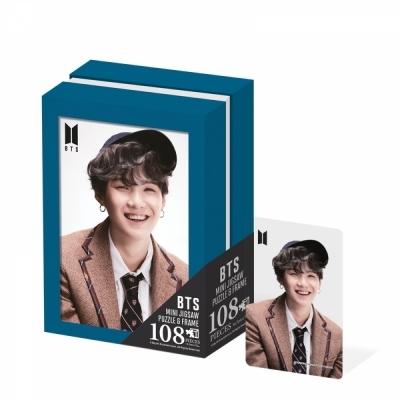 대원앤북 BTS 액자 직소퍼즐 108pcs (슈가)
