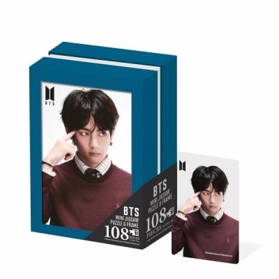 대원앤북 BTS 액자 직소퍼즐 108pcs (뷔)