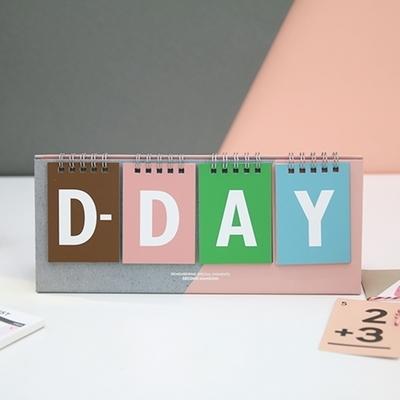 365 D-DAY CALENDAR