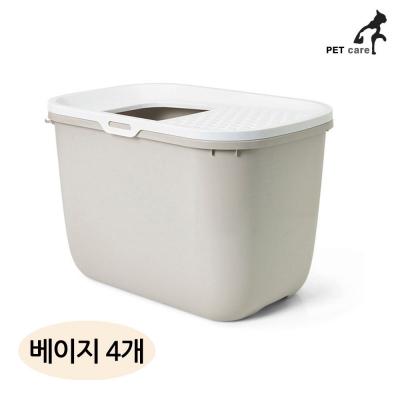 사빅 홉인 탑엔트리 화장실 (4개입) (베이지)?
