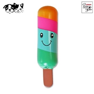 펫투유 우쭈쭈 롤리팝 아이스크림 토이 (강아지 장난감)