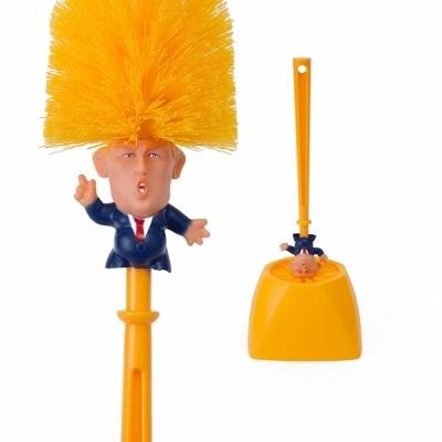 쿨앳홈 트럼프 변기솔 화장실 청소 브러쉬